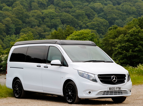 Mercedes Camper Conversions For Sale Ai Campers