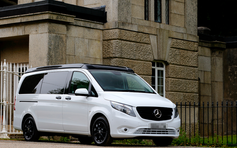 ai campers Bespoke Mercedes Vito Conversions - Mobile Slide One