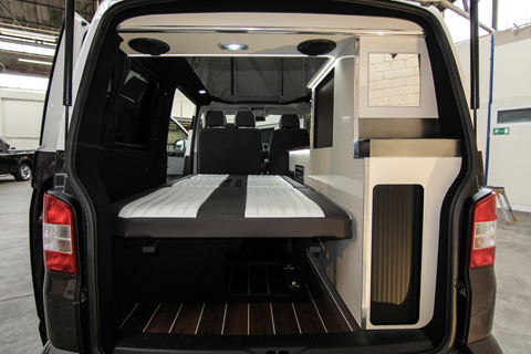 Bespoke Volkswagen Camper Conversions Ai Campers